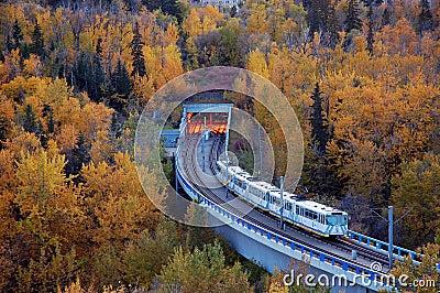 Light rail transit in edmonton