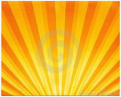 Light Rays on Paper Stock Photo
