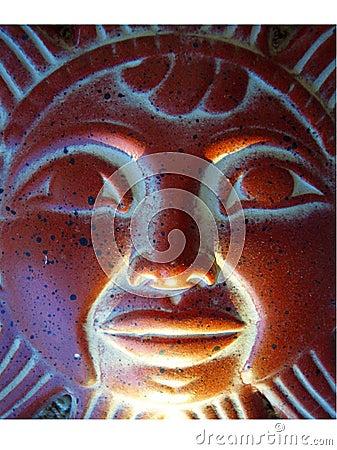 Light on the Sun God