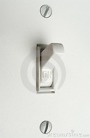 Free Light Switch. Stock Photo - 1921290