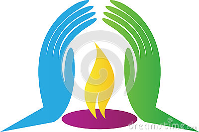 Light of trust logo