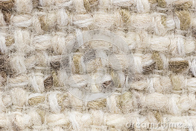 Light wool fabric texture