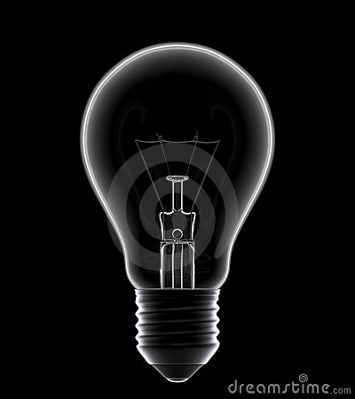 Free Lightbulb Royalty Free Stock Images - 19097489