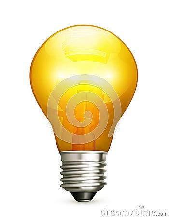 Free Lightbulb Royalty Free Stock Photos - 21919168