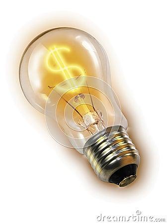 Free $lightbulb Stock Image - 429091