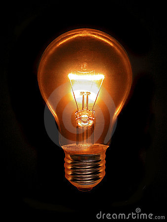 Free Lightbulb Ideas Stock Image - 3695051