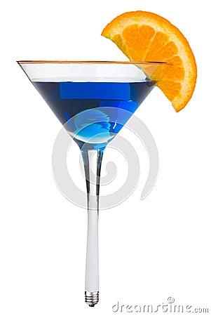 Lightbulb Martini