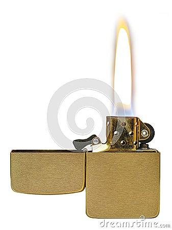 Free Lighter Ignite Royalty Free Stock Photos - 38821248