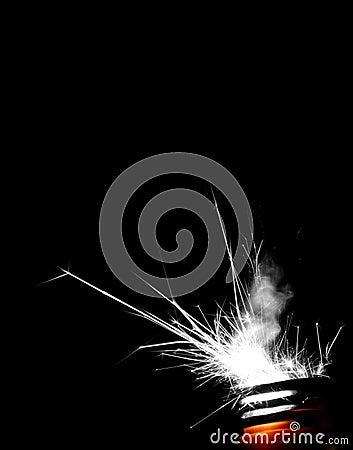 Free Lighter Sparkles Stock Image - 1886061