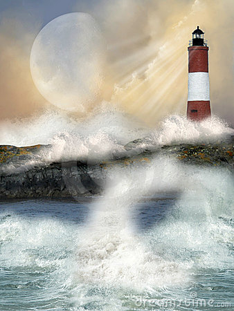 Free Lighthouse Royalty Free Stock Images - 13426849