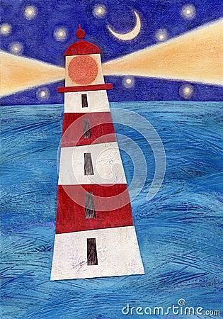 Free Lighthouse Royalty Free Stock Photo - 160425