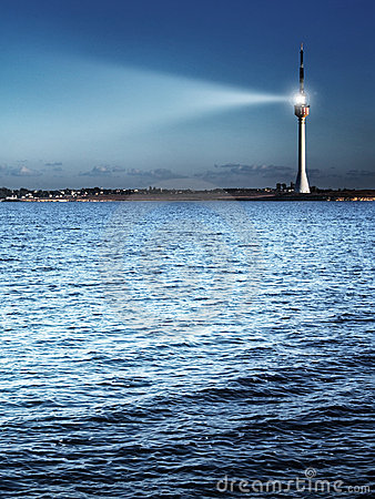 Free Lighthouse Royalty Free Stock Image - 7713976