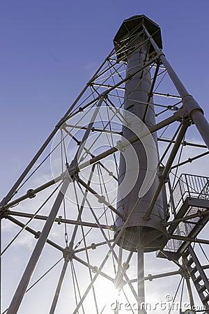 Free Lighthouse At Sanibel Island Stock Images - 43146614