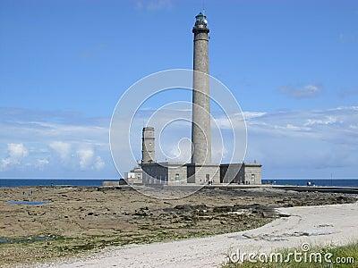 Lighthouse at Barfleur