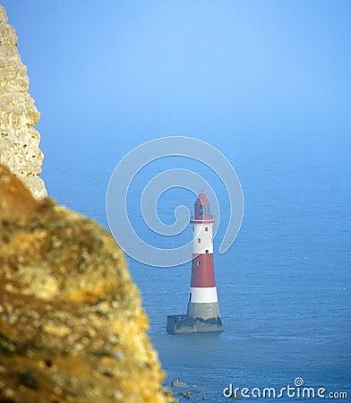 Free Lighthouse, Beachy Head Royalty Free Stock Photography - 11452527