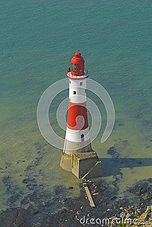 Free Lighthouse Beachy Head Royalty Free Stock Photo - 5589875