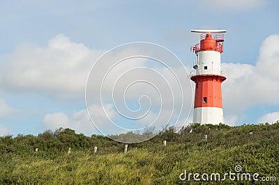 Lighthouse at Borkum