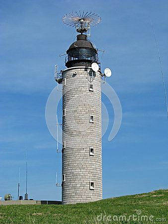Lighthouse of Cap-Blanc Nez (France)