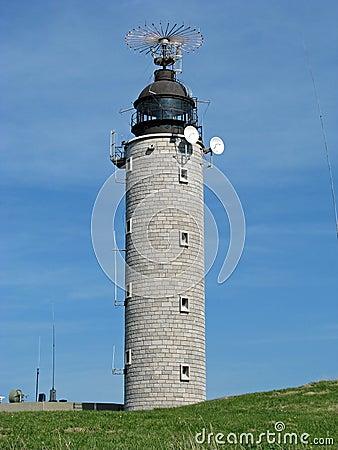 Lighthouse of Cap-Blanc Nez (France)
