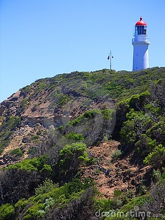 Lighthouse at Cape Schanck