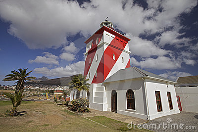 Lighthouse, Cape Town