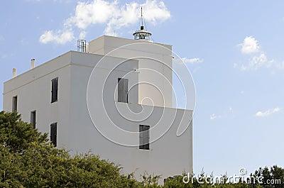 Lighthouse of Capo Comino