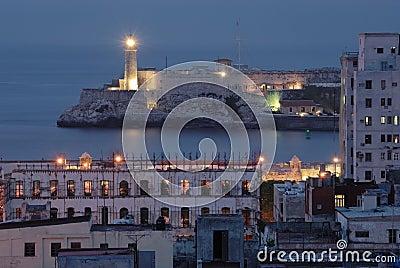 Lighthouse. Castillo del Morro