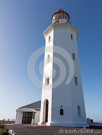 Lighthouse at Danger Point South Africa