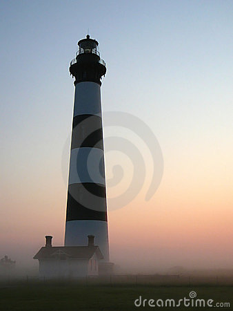 Free Lighthouse Dawn Royalty Free Stock Image - 1146806
