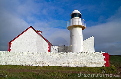 The lighthouse of Dingle