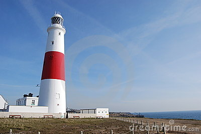 Lighthouse in England