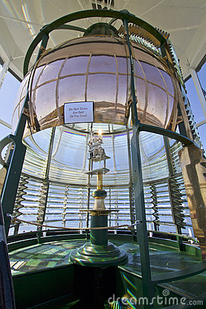 Lighthouse First Order Fresnel Lens