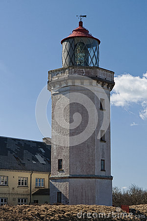The Lighthouse at Hanstholm