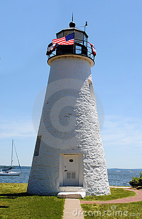 Lighthouse in Havre De Grace