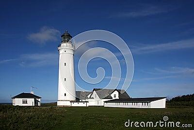 Lighthouse at Hirtshals