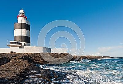 Lighthouse, Hook Head, Ireland