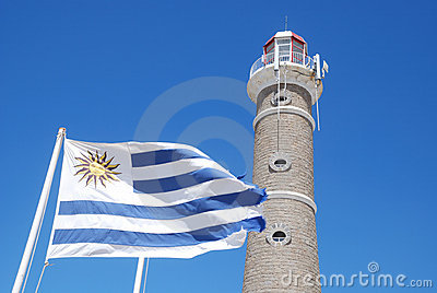 Lighthouse of José Ignacio, Uruguay