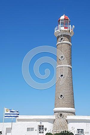 Lighthouse of José Ignacio, Uruguay