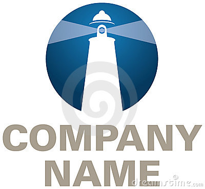 Free Lighthouse Logo Stock Image - 21602091