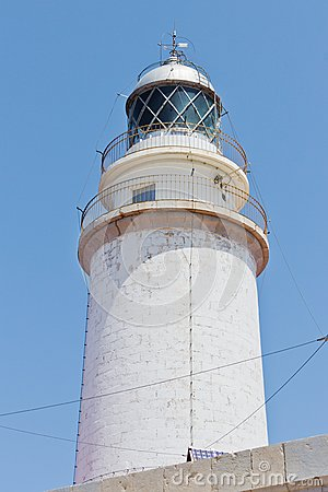 Lighthouse in Majorca