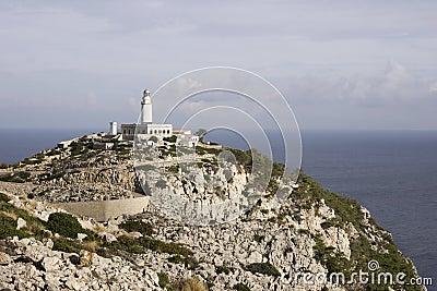 Lighthouse at Majorca