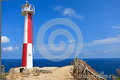 Lighthouse at Manta Ecuador