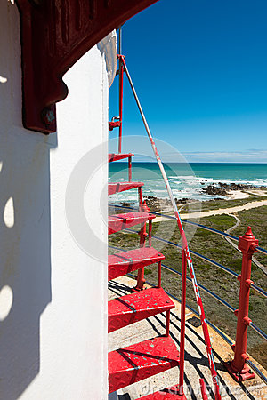 Free Lighthouse Of Cape Agulhas, South Africa Royalty Free Stock Photography - 86659067