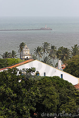 Lighthouse in Olinda