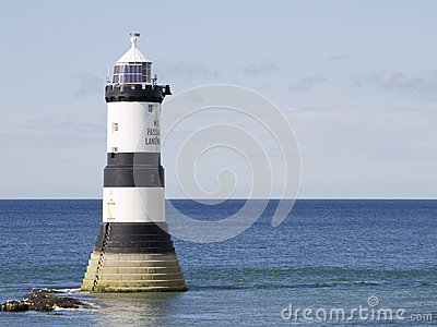 Lighthouse at Penmon Point