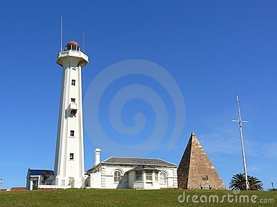 Lighthouse in Port Elizabeth