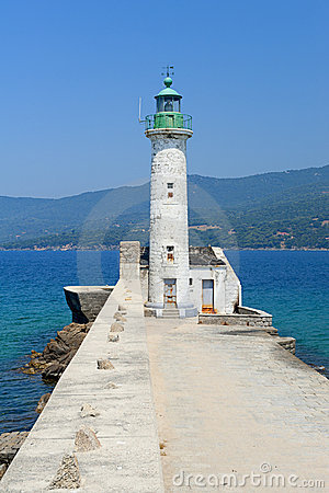 Lighthouse of Propriano, Corsica
