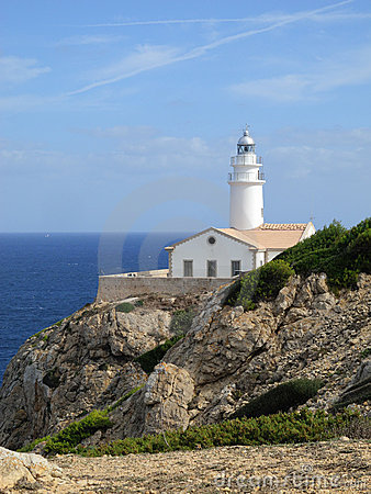Lighthouse Punta de Capdepera