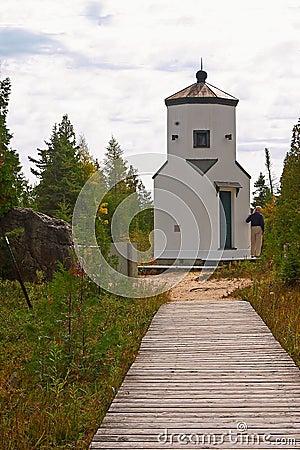 Lighthouse at Ridges Sanctuary