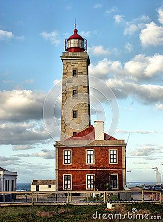 Lighthouse of Sao Pedro de Muel